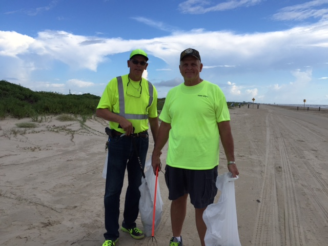 Beach Clean Up 2017.2
